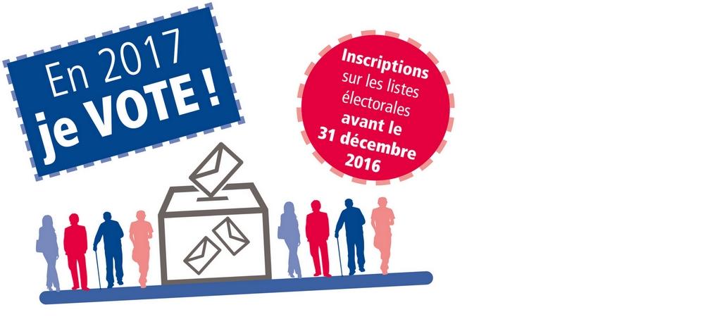 31/12/16 matin : Permanence pour inscription listes électorales