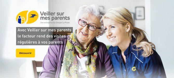 La poste développe un nouveau service aux personnes de plus de 60 ans