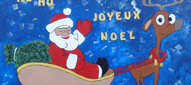 Ateliers Noël destinés aux enfants